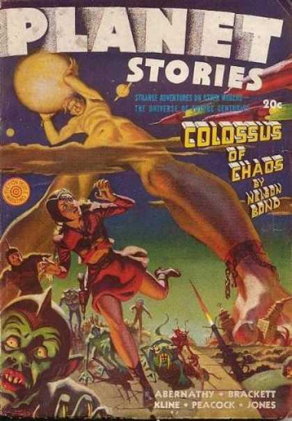 Planet Stories 10
