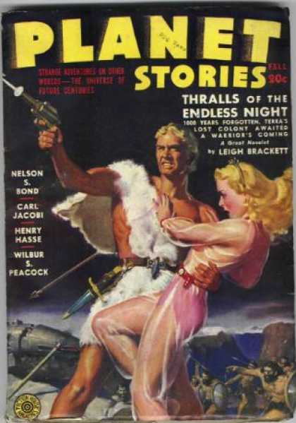 Planet Stories 11