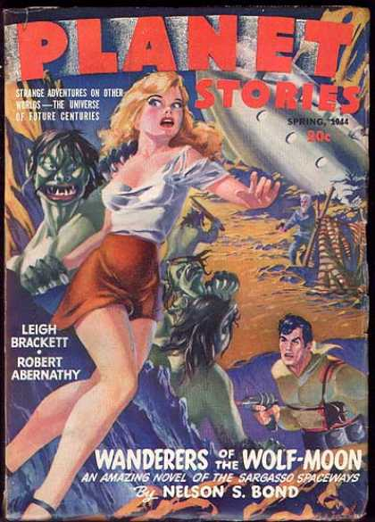 Planet Stories 15