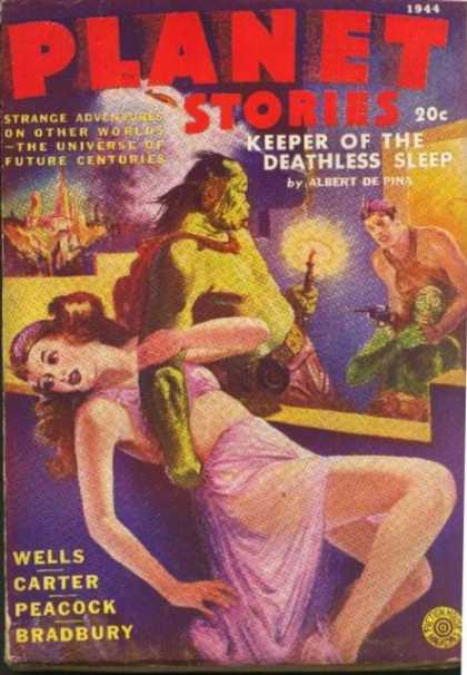 Planet Stories 17