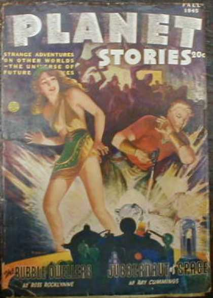 Planet Stories 18