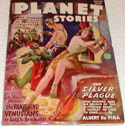 Planet Stories 19