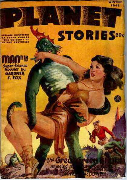 Planet Stories 21