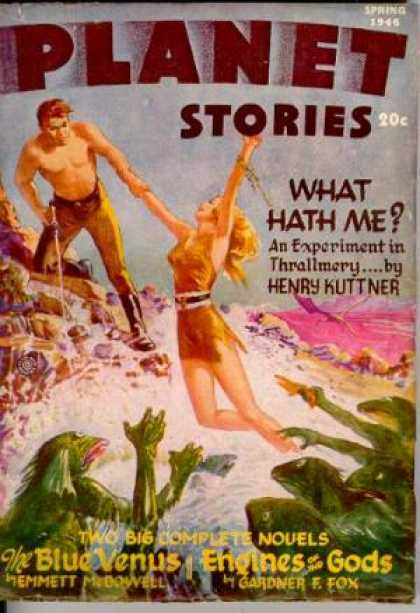 Planet Stories 23