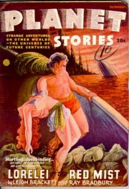 Planet Stories 25