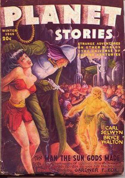 Planet Stories 26