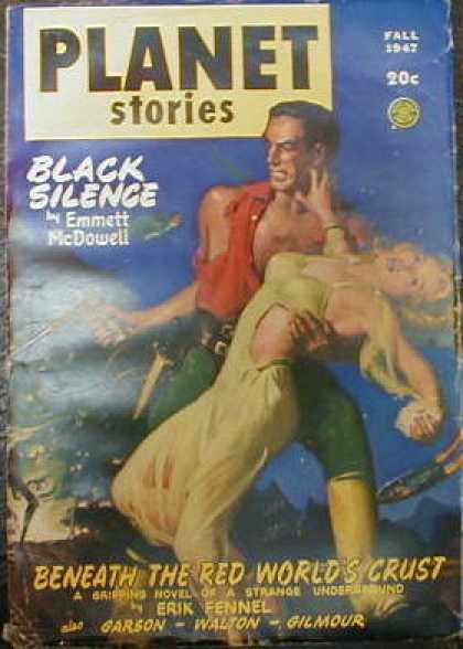 Planet Stories 27