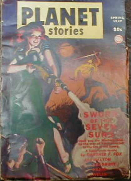 Planet Stories 28