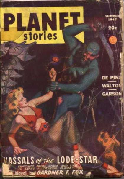 Planet Stories 29