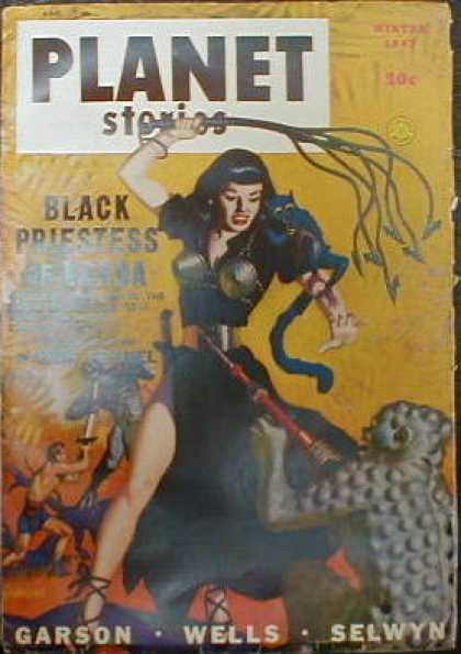 Planet Stories 30