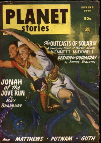 Planet Stories 32