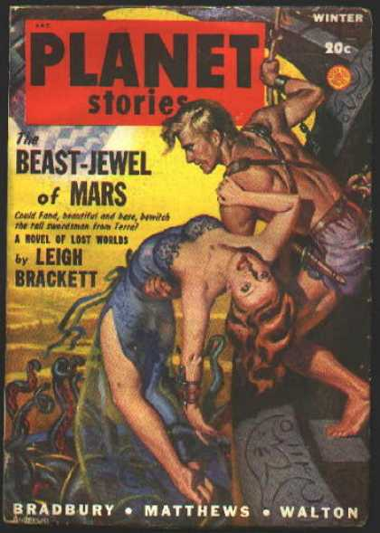 Planet Stories 34