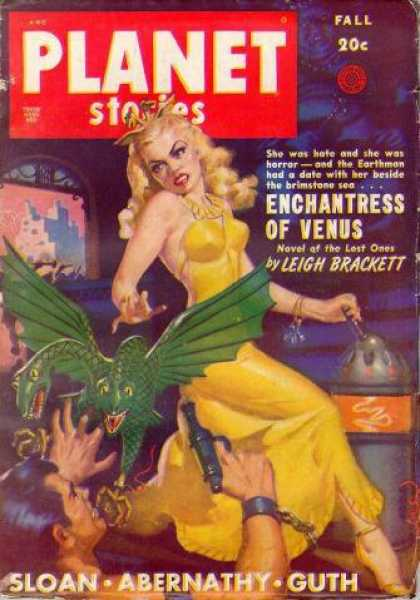 Planet Stories 35