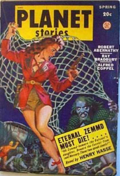 Planet Stories 36