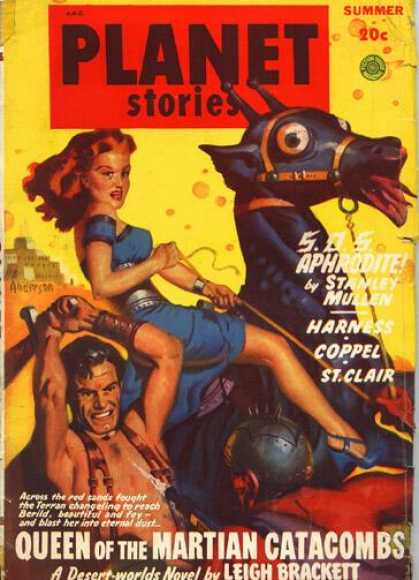 Planet Stories 37