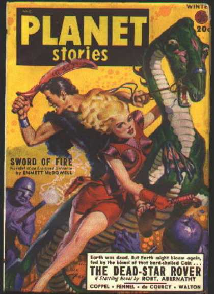 Planet Stories 38