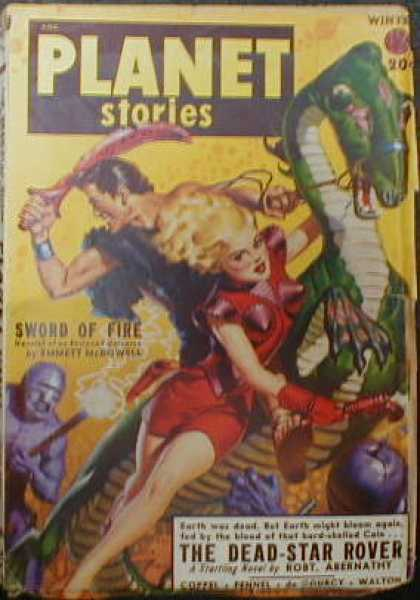 Planet Stories 39