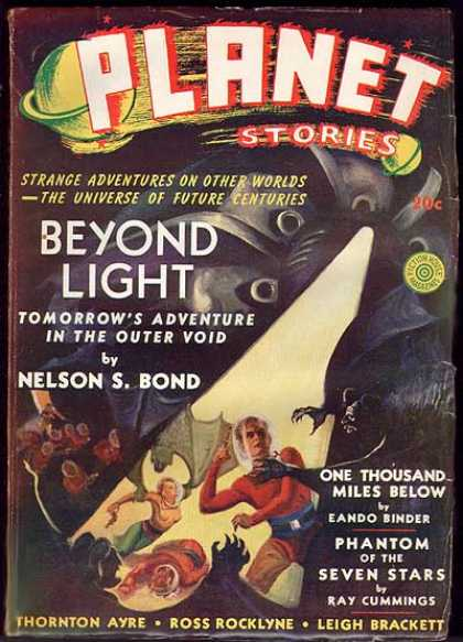 Planet Stories 4