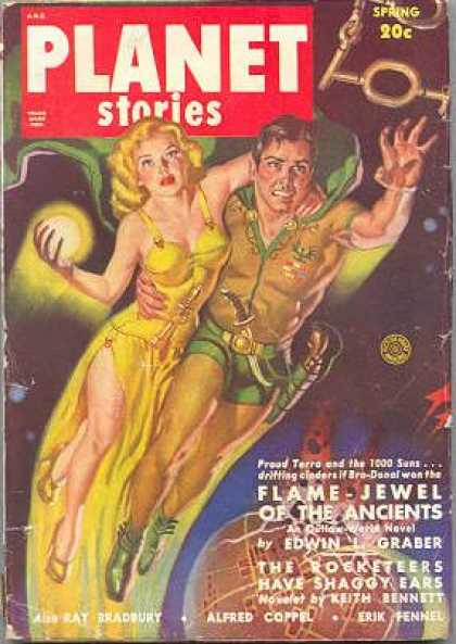 Planet Stories 41