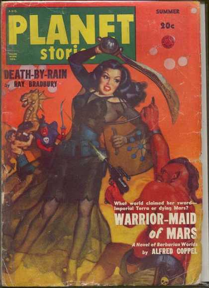 Planet Stories 42