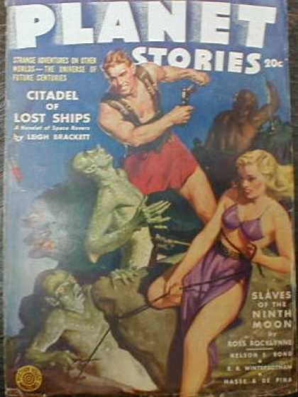 Planet Stories 45
