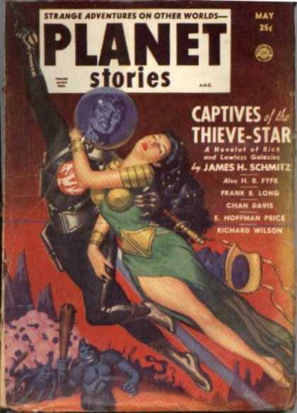 Planet Stories 50