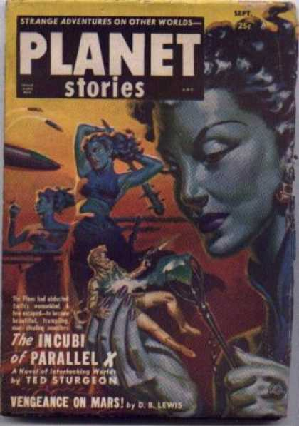 Planet Stories 52