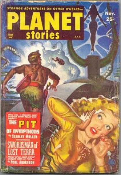 Planet Stories 53
