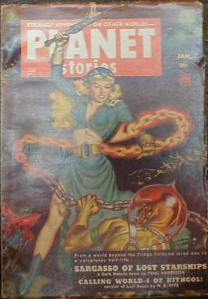 Planet Stories 54