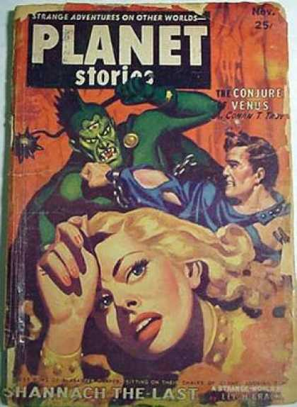 Planet Stories 58