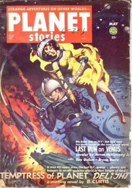 Planet Stories 61