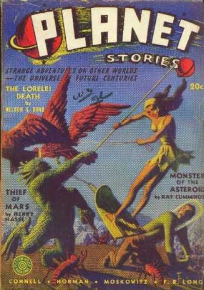Planet Stories 7