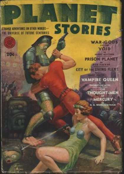 Planet Stories 8