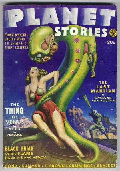 Planet Stories 9