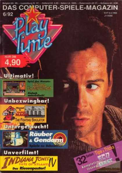 Play Time - 6/1992