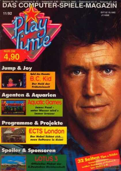 Play Time - 11/1992