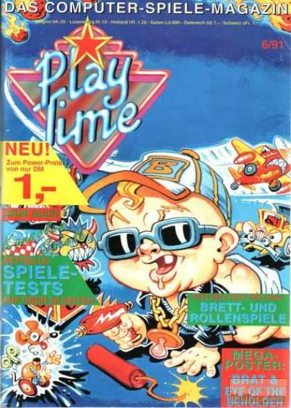 Play Time - 6/1991