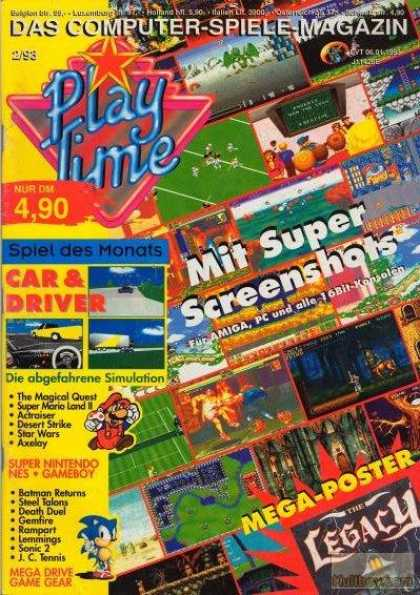 Play Time - 2/1993