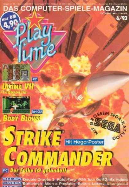 Play Time - 6/1993