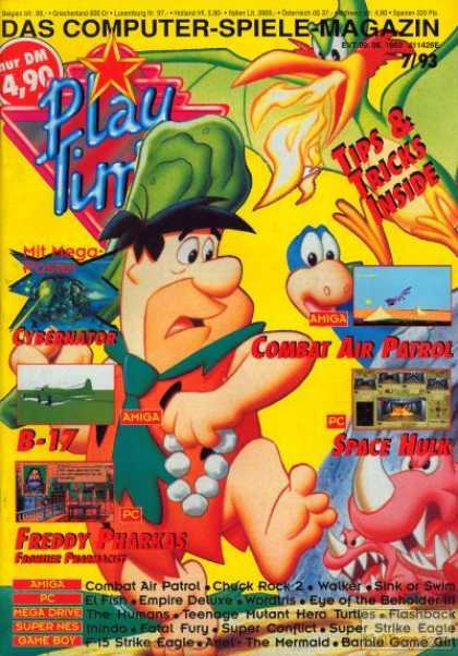 Play Time - 7/1993