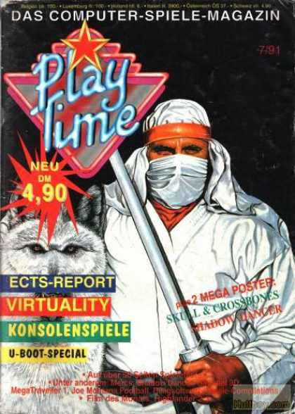 Play Time - 7/1991