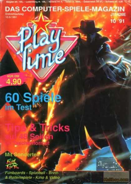 Play Time - 10/1991