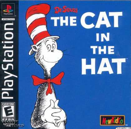 PlayStation Games - The Cat in the Hat