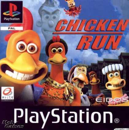 PSone Chicken Run