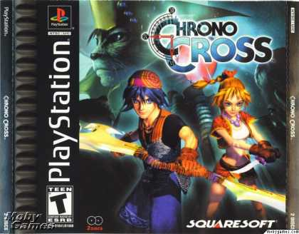 PlayStation Games - Chrono Cross