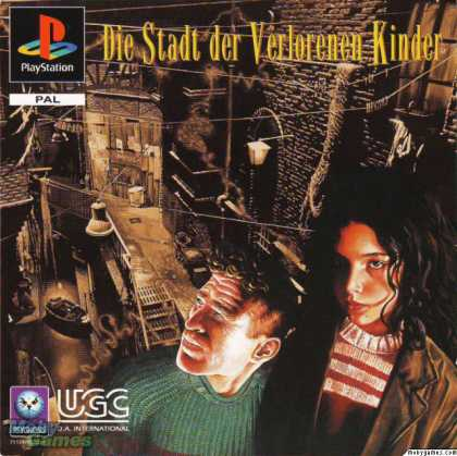 PlayStation Games - The City of Lost Children