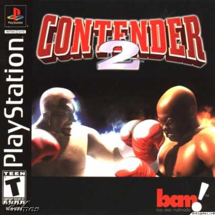 PlayStation Games - Contender 2