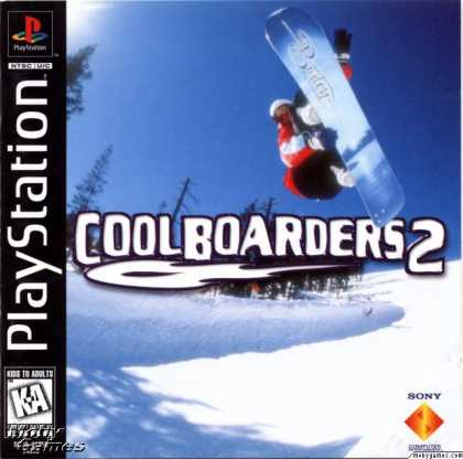 PlayStation Games - Cool Boarders 2
