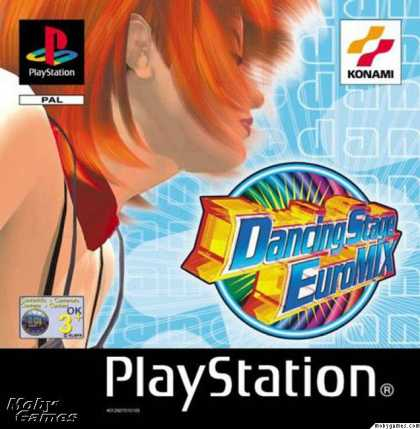 PlayStation Games - Dancing Stage Euromix