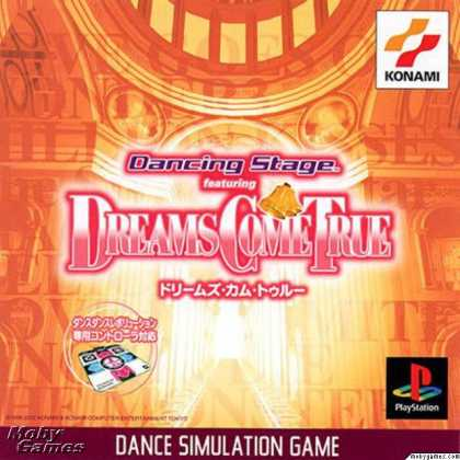 PlayStation Games - Dancing Stage: featuring Dreams Come True